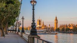 Find cheap flights to London