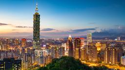Find cheap flights from Kuala Lumpur Airport to Taipei Sung Shan