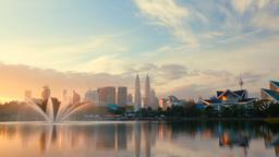 Find cheap flights from London City to Kuala Lumpur Airport