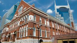 Nashville hotels near Ryman Auditorium