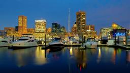 Baltimore hotels in Inner Harbor