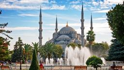 Find cheap flights to Istanbul