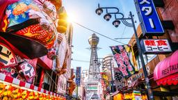 Find cheap flights from Johor Bahru to Osaka Kansai Intl