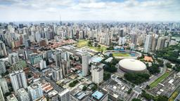 Hotels near Sao Paulo Guarulhos Airport
