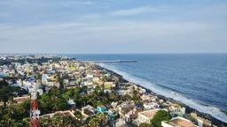 Hotels near Pondicherry airport
