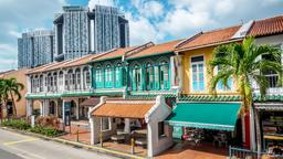Find cheap flights from Southeast Asia to Singapore