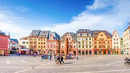 Mainz hotels near Naturhistorisches Museum