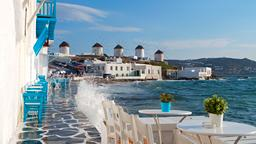 Find cheap flights to Mykonos
