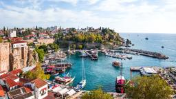 Find cheap flights from Kuala Lumpur Airport to Antalya