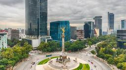 Find cheap flights to Mexico City