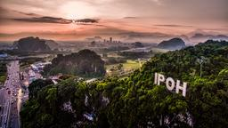 Find cheap flights to Ipoh
