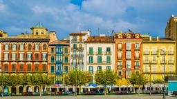 Hotels near Pamplona airport