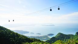Find cheap flights from Busan to Langkawi
