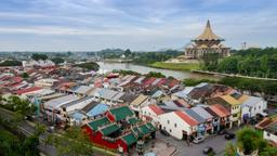 Find cheap flights from Pontianak to Kuching