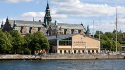 Stockholm hotels near Junibacken