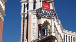 Las Vegas hotels near Madame Tussauds