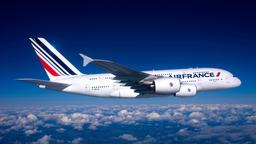 Find cheap flights on Air France