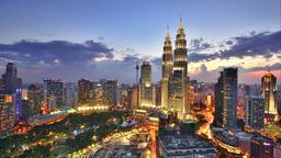 Find cheap flights from Saint Petersburg to Kuala Lumpur Airport