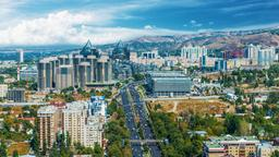 Hotels near Almaty airport