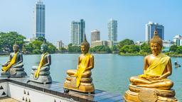 Find cheap flights from Southeast Asia to Colombo Bandaranaike Intl